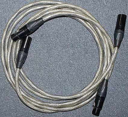 オルトフォン(ORTOFON) SPK-3100SILVER<バランスケーブル2m×2