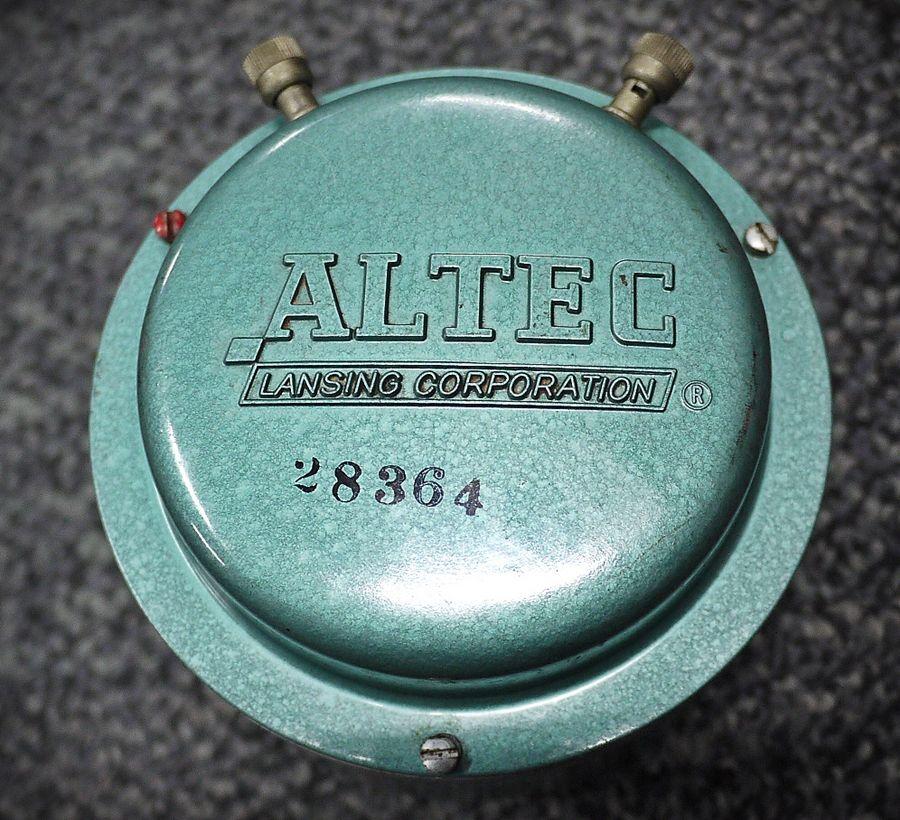 アルティク ALTEC 806A 1インチドライバー